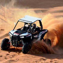 Disfruta el Desierto de Dubai en Buggy