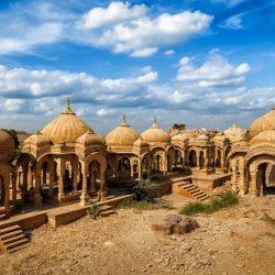 Bada Bagh Jaisalmer - Excursiones en español en India