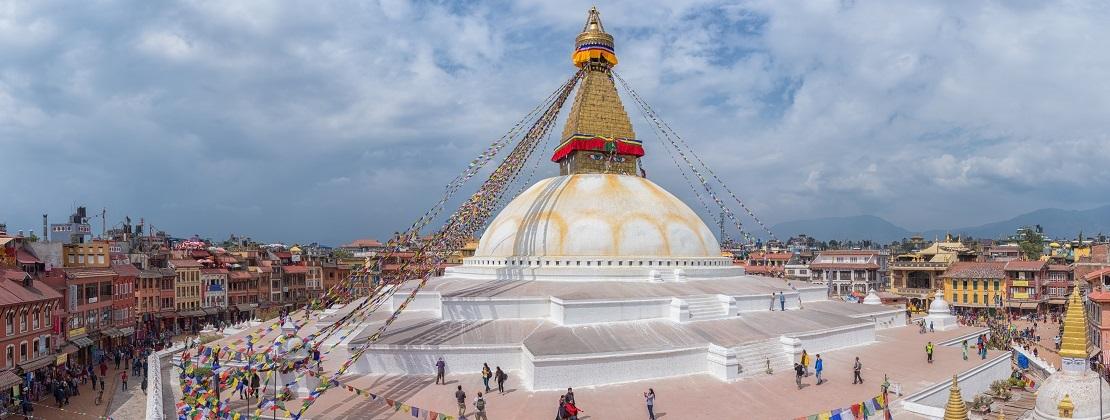 Boudhanath Katmandu