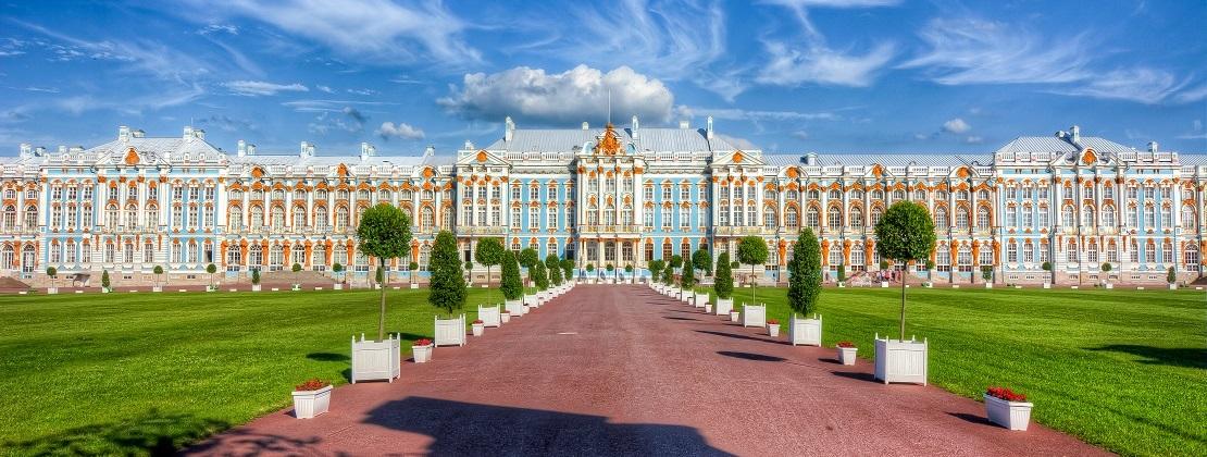 Ciudad Pushkin San Petersburgo