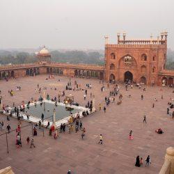 Jama Masjid Vieja Delhi - Excursiones en español en India