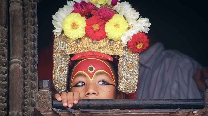 Kumari Real Lo hermoso de Nepal - Circuitos turísticos en Nepal