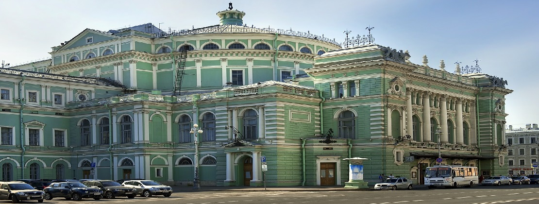 Mariinsky San Petersburgo