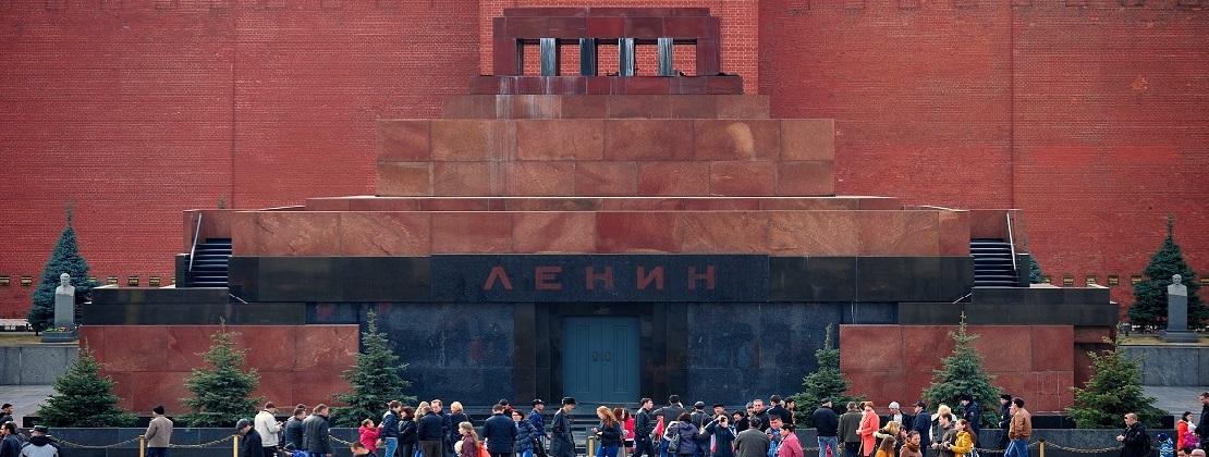 Mausoleo de Lenin Moscu