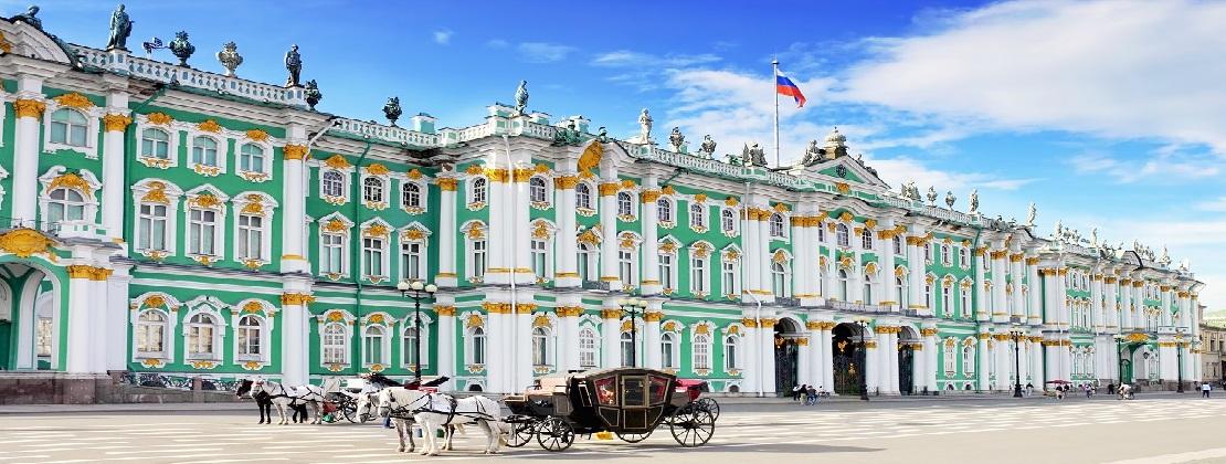 Palacio de Invierno San Petersburgo