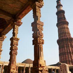 Qutab Minar Delhi - Circuitos turísticos en India
