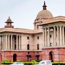 Rashtrapati Bhawan Nueva Delhi