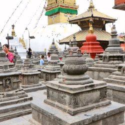 Swayambhunath Katmandu y su valle - Circuitos turísticos en Nepal