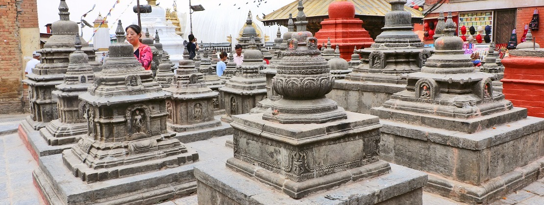 Swayambhunath Katmandu