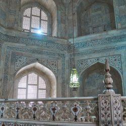 Taj Mahal interior Agra Taj Mahal y Tigres - Circuitos turísticos en India