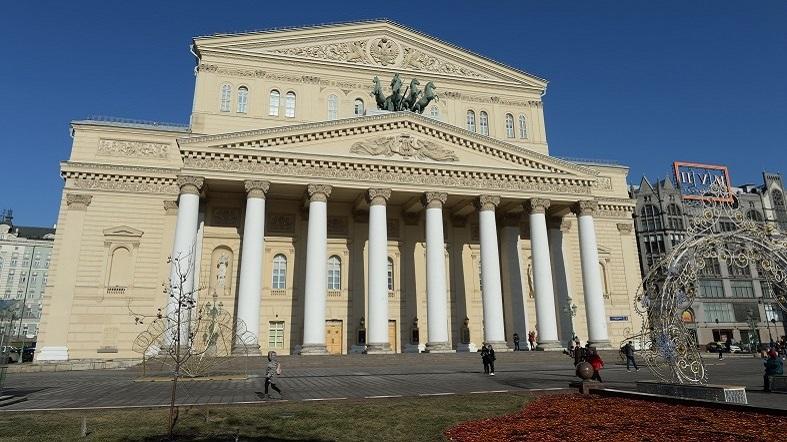 Bolshoi Teatro Moscu