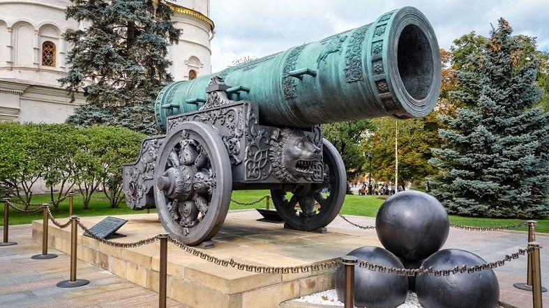 Cañón del Zar Moscu - Excursiones en español en Moscú
