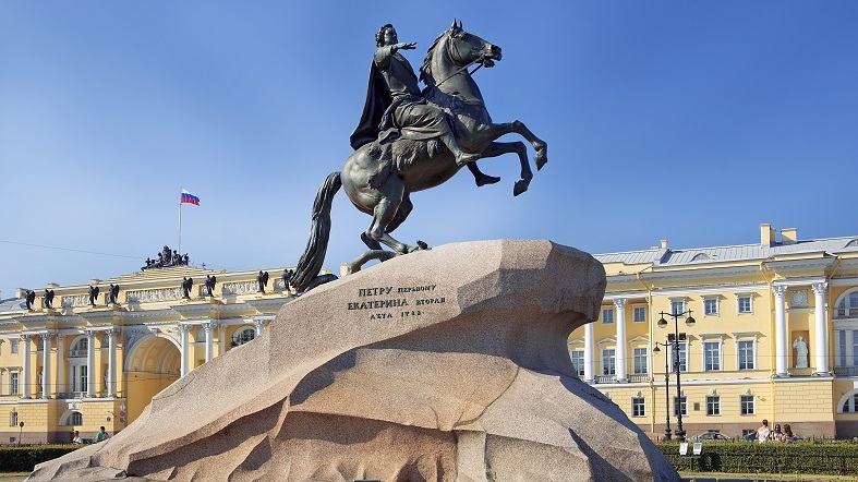 Caballero de Bronce San Petersburgo Privado - Excursiones en español