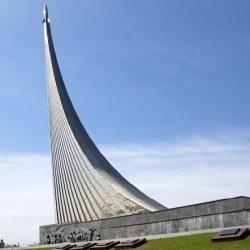 Conquistadores del Espacio Moscu Sovietico
