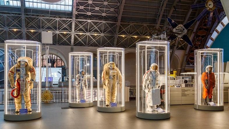 Cosmonautica Museo Moscu