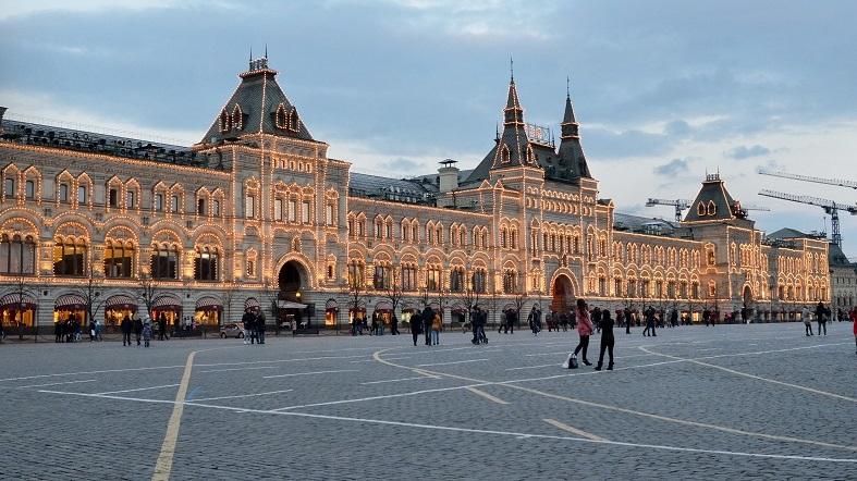 Gum Anillo de Oro - Circuitos turísticos en Rusia