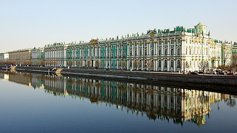 Hermitage Museum San Petersburgo