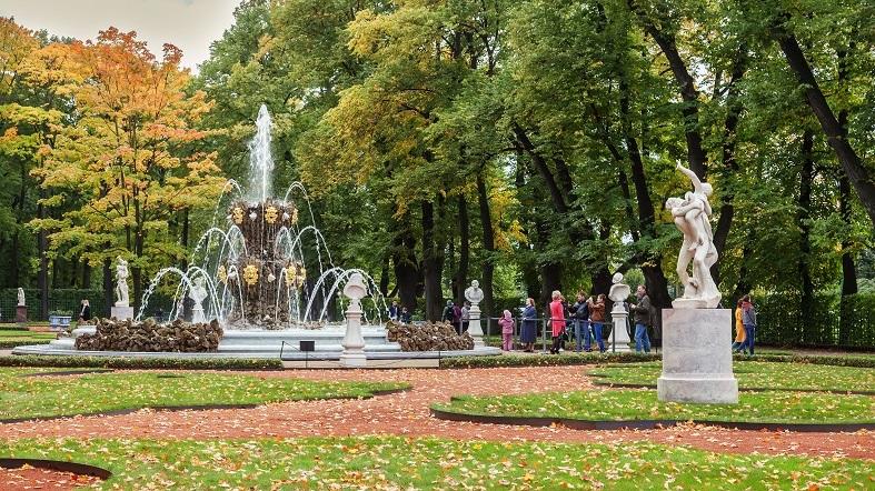 Jardin de Verano San Petersburgo - Excursiones en español