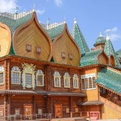Kolomenskoye Palace Alexei Mikhailovich Moscu Palacios - Excursiones en español en Moscú