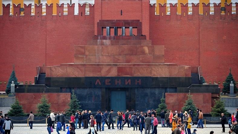 Mausoleo de Lenin Moscu - Excursiones en español en Moscú