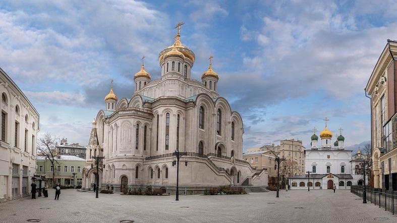 Plaza de las Catedrales Moscu - Excursiones en español en Moscú