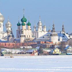 Rostov Ruta de la Trinidad - Circuitos turísticos en Rusia