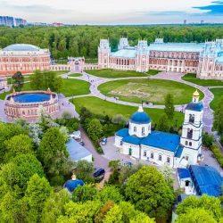 Tsaritsyno Moscu - Excursiones en español en Moscú