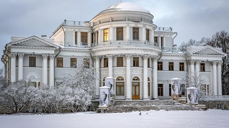 Yelagin Palace San Petersburgo Palacios
