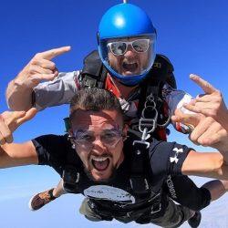 Skydive tandem See Dubai Tours