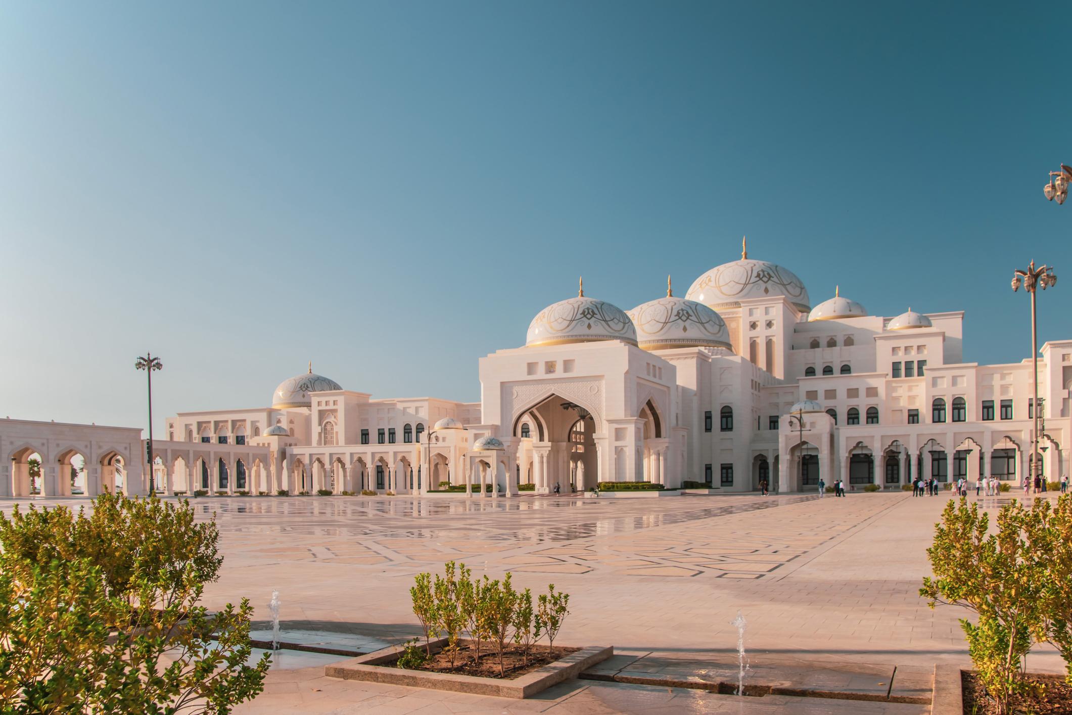 Qasr Al Watan Palacio