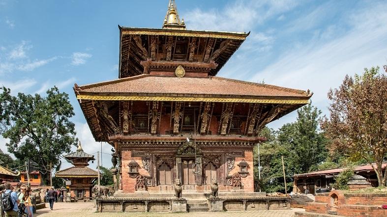 temple Changu Narayan
