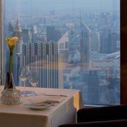 Atmosphere Restaurant - Desayuno - Té en el salón Atmosphere