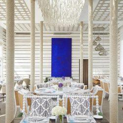Sal Restaurant en Burj Al Arab