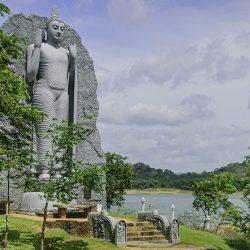 Estatua Buda Polonnaruwa