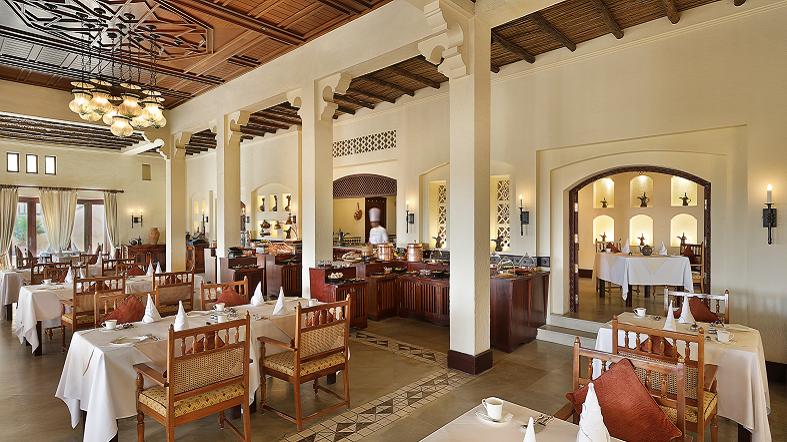 Al Ewaan Restaurant Al Maha