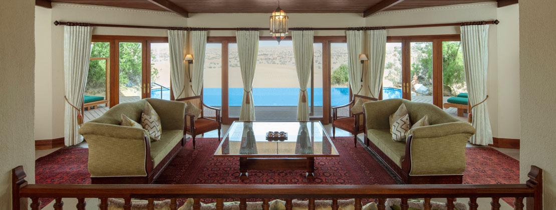 Al Maha suite