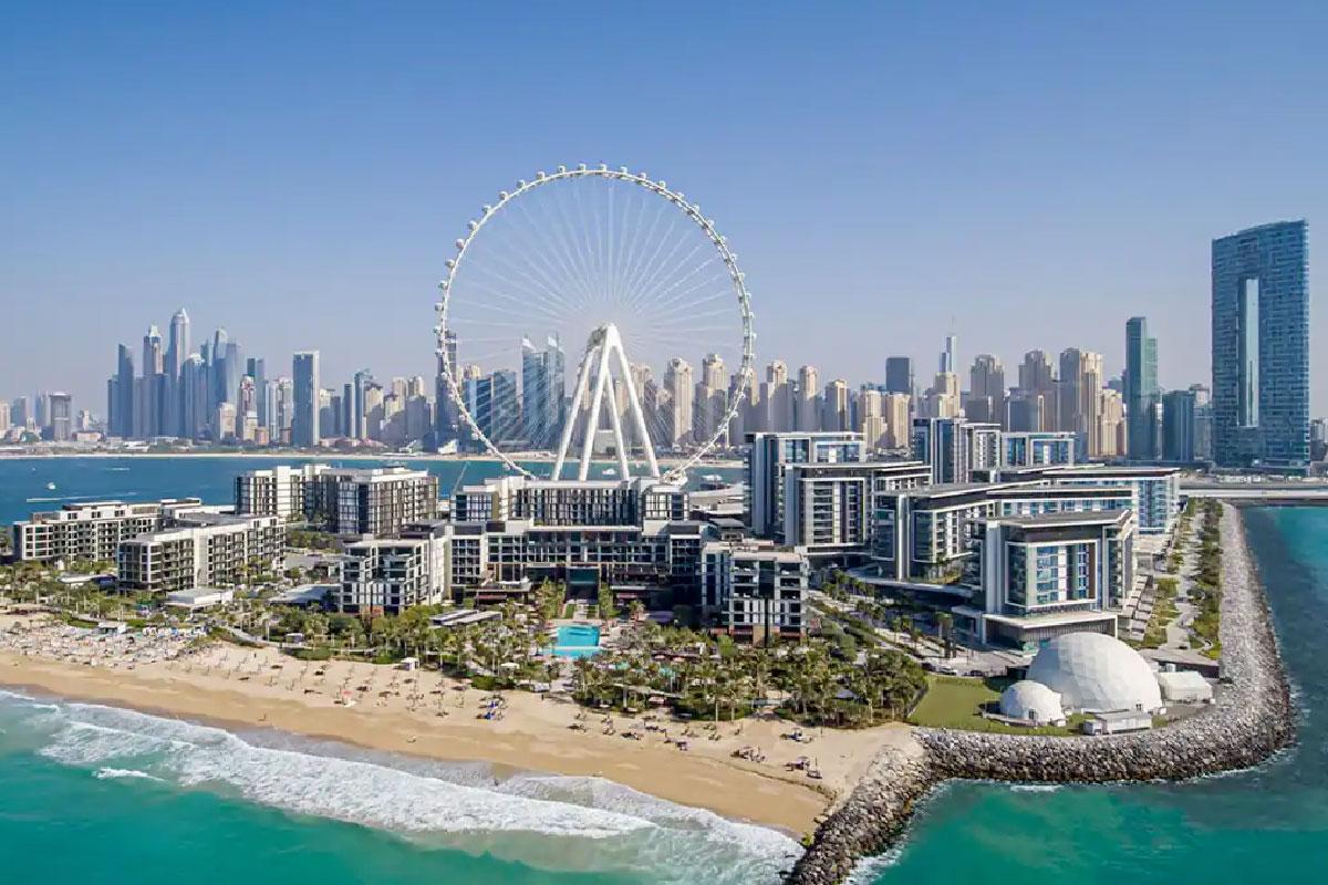 Ain Dubai Bluewaters Island Dubai